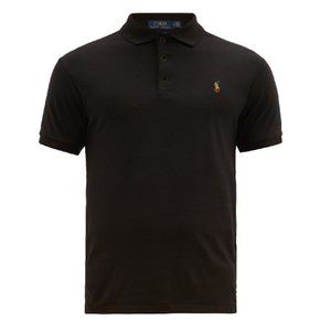 Polo Ralph Lauren Soft Touch Polo Black